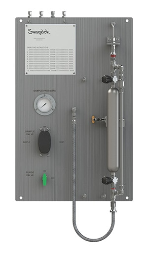 GSM - Grab Sample Module Panel